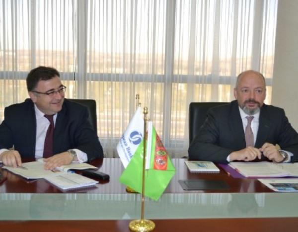 EBRD presented a draft strategy for cooperation with Turkmenistan for the period 2019-2024
