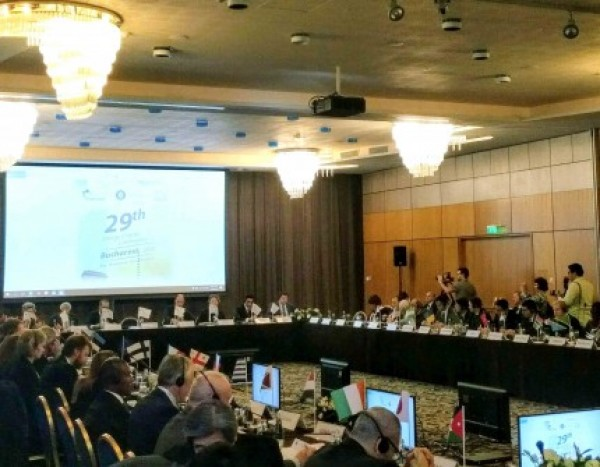 The delegation of Turkmenistan took part in the energy Charter Conference in Romania