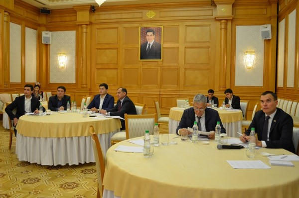 A seminar for employees of the oil and gas complex of Turkmenistan completed its work in Ashgabat