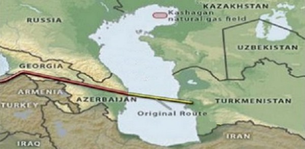 The foreign ministers of Turkey and Turkmenistan discussed the project of the Trans-Caspian gas pipeline in Ashgabat