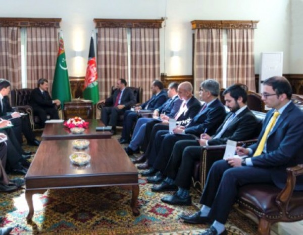 In Kabul, the delegation of Turkmenistan discussed topical issues of Turkmen-Afghan cooperation