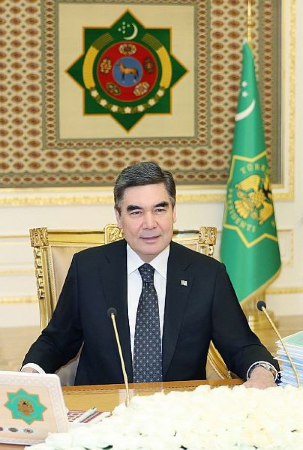 President of Turkmenistan outlined key tasks for the head corps in 2019
