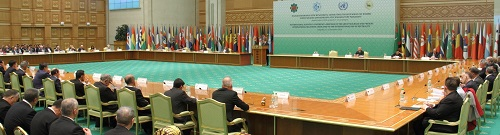 Role of Great Silk Road in development of international relations discussed in Ashgabat