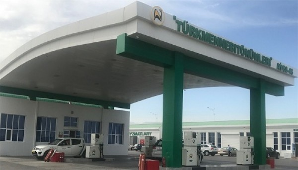For the cheapness of gasoline Turkmenistan ranks seventh in the world and first in Central Asia
